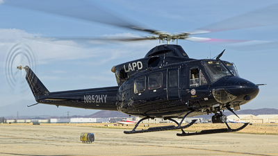 N852HY - Bell 412EP - United States - Los Angeles Police Department (LAPD)
