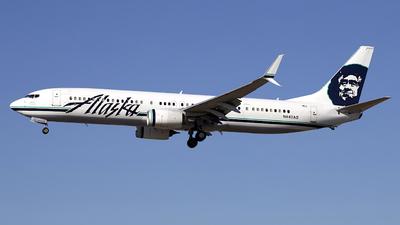 N442AS - Boeing 737-990ER - Alaska Airlines