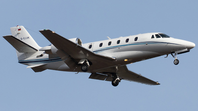 D-CJJK - Cessna 560XL Citation XLS Plus - Windrose Air Jetcharter