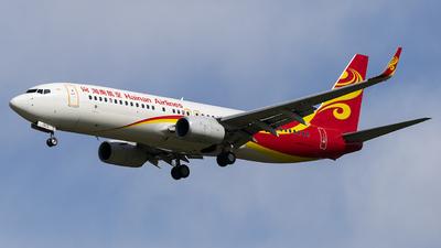 B-1373 - Boeing 737-84P - Hainan Airlines