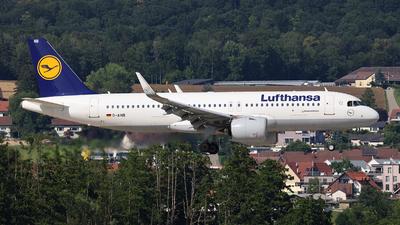 A picture of DAINB - Airbus A320271N - Lufthansa - © Tomasz Habaj