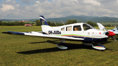 A picture of OKJUD - Piper PA28 Cherokee - [2890188] - © Marian Chovancak