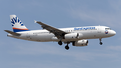 A picture of LYVEQ - Airbus A320232 - [0709] - © Mustafa Sandikci