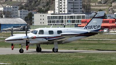 N187CP - Piper PA-31T Cheyenne - Private