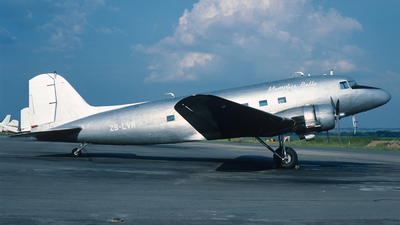 ZS-LVR - Douglas DC-3C - Nelair Aviation