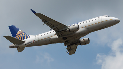 N648RW - Embraer 170-100SE - United Express (Shuttle America)
