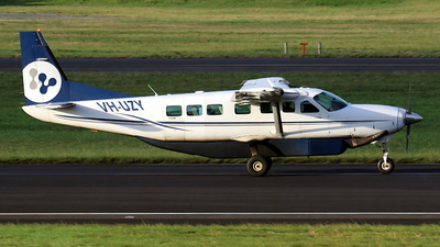 VH-UZY - Cessna 208B Super Cargomaster - West Wing Aviation