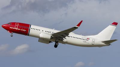 LV-ISQ - Boeing 737-8JP - Norwegian