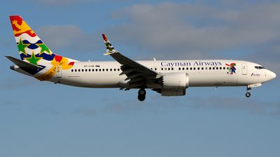 VP-CIW - Boeing 737-8 MAX - Cayman Airways