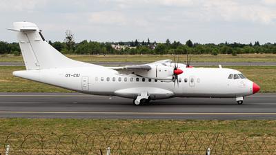 OY-CIU - ATR 42-300 - Danish Air Transport (DAT)