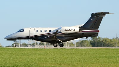 N347FX - Embraer 505 Phenom 300 - Flight Options
