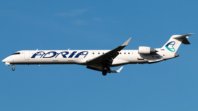 S5-AFB - Bombardier CRJ-900ER - Adria Airways