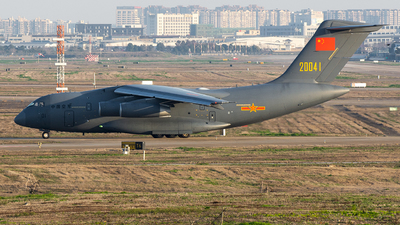 20041 - Xian Y-20A - China - Air Force