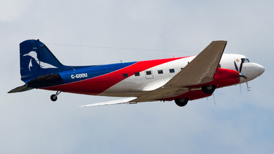 C-GOOU - Basler BT-67 - Enterprise Aviation