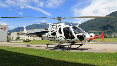 HB-ZVU - Airbus Helicopters H125 - Tarmac Aviation