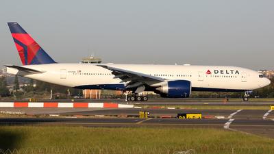 N707DN - Boeing 777-232LR - Delta Air Lines