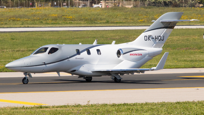 OK-HDJ - Honda HA-420 HondaJet - Aeropartner