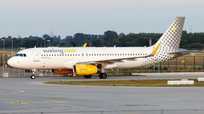 EC-LUO - Airbus A320-232 - Vueling Airlines