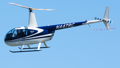 N447RC - Robinson R44 Astro - Private