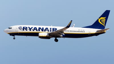 EI-ENX - Boeing 737-8AS - Ryanair