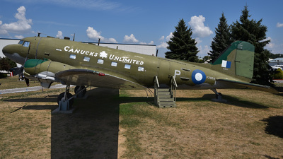 12963 - Douglas CC-129 Dakota - Canada - Royal Air Force