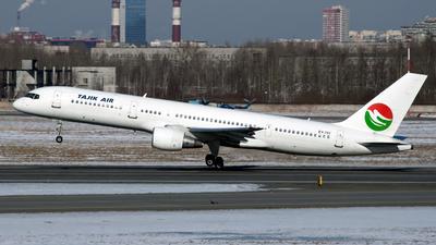 EY-751 - Boeing 757-2Q8 - Tajik Air