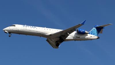 N541GJ - Bombardier CRJ-550 - United Express (GoJet Airlines)