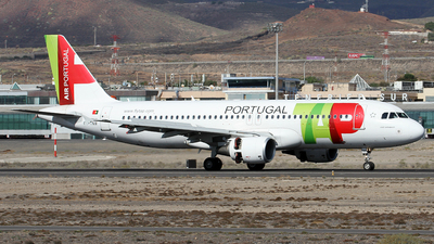 CS-TNW - Airbus A320-214 - TAP Air Portugal