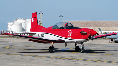 A-926 - Pilatus NCPC-7 - Switzerland - Air Force