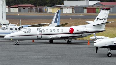 N302WC - Cessna 560 Citation Ultra - Private