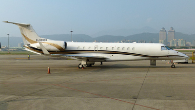 B-99999 - Embraer ERJ-135BJ Legacy 650 - Private