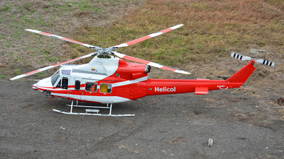 HK-4767 - Bell 412 - Helicol Colombia