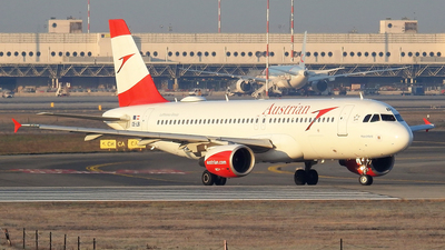 A picture of OELBI - Airbus A320214 - Austrian Airlines - © Alessandro Berti
