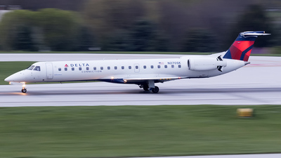 A picture of N270SK - Embraer ERJ145LR - [145304] - © Felipe Garcia