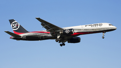 B-2820 - Boeing 757-2Z0(PCF) - SF Airlines
