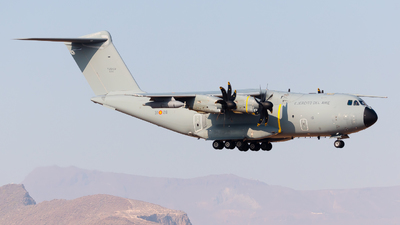 T.23-08 - Airbus A400M - Spain - Air Force