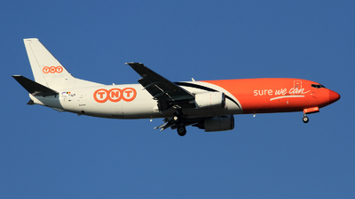 OO-TNP - Boeing 737-45D(SF) - TNT Airways