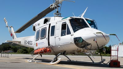 EC-MGG - Bell 212 - Pegasus Aviation