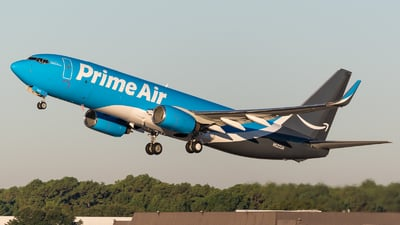 N5233A - Boeing 737-84P(BCF) - Amazon Prime Air (Southern Air)