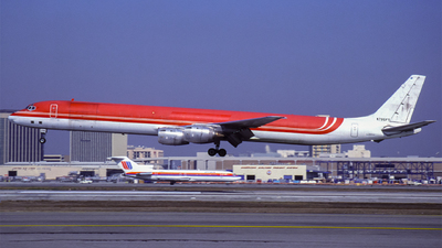 N795FT - Douglas DC-8-73(F) - Emery Worldwide