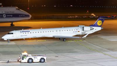 A picture of DACKG - Mitsubishi CRJ900LR - Lufthansa - © Oliver Lotz