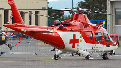 OM-ATL - Agusta A109K2 - Air Transport Europe (ATE)