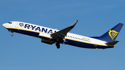 EI-FRG - Boeing 737-8AS - Ryanair