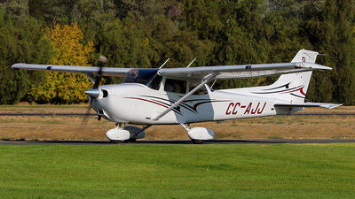 CC-AJJ - Cessna 172S Skyhawk SP - Private