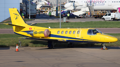 HB-VMX - Cessna 550B Citation Bravo - Lions Air