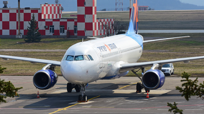 A picture of 4XABG - Airbus A320232 - Israir Airlines - © Iurii Tolstik