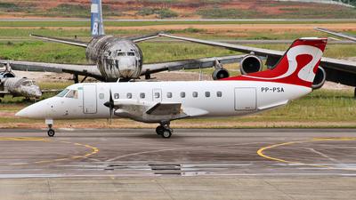 PP-PSA - Embraer EMB-120ER Brasília - Rico Táxi Aéreo