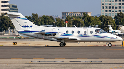 N188JF - Raytheon Hawker 400XP - Private