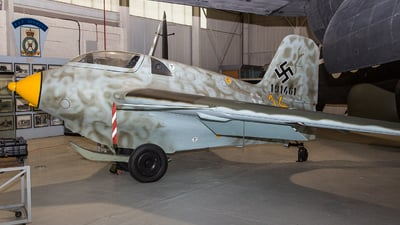 191614 - Messerschmitt Me 163B-1a Komet - Germany - Air Force