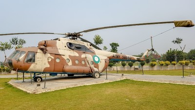 58660 - Mil Mi-17 Hip - Pakistan - Army Aviation